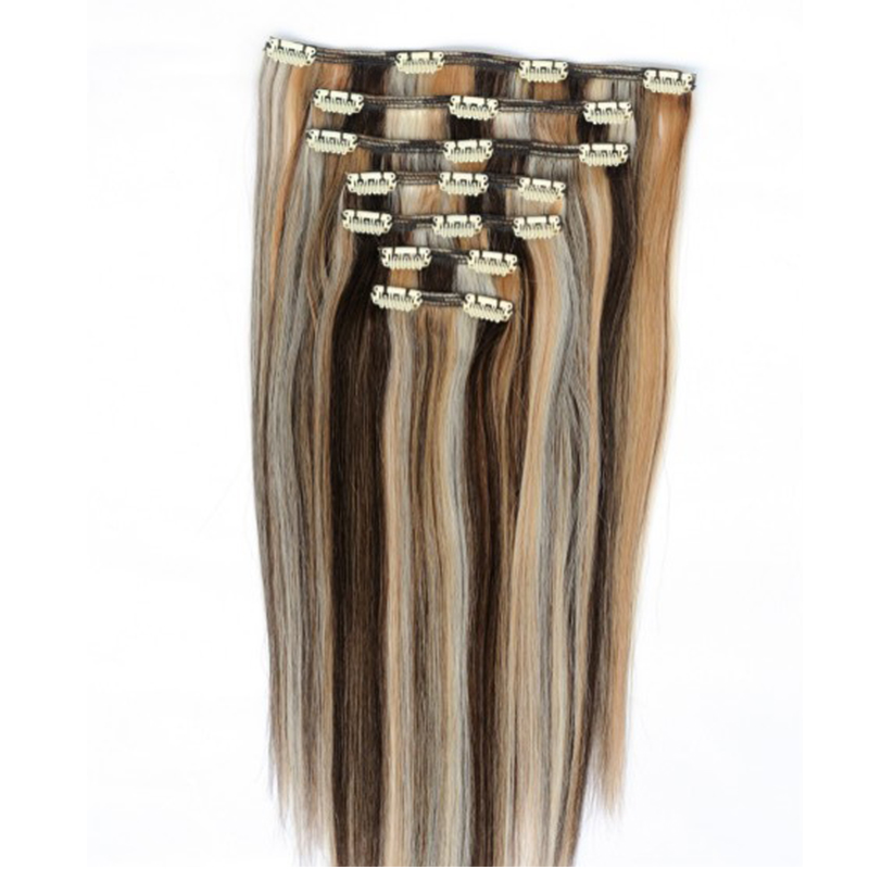 How To Wash Clip-In Hair Extensions?